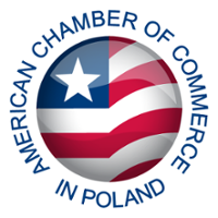 American Chamber of Commerce Poland logo