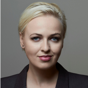 Małgorzata Stochmal (Head of Marketing for Orange Properties, Project Manager)